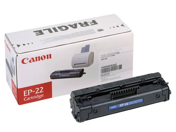 Картридж Canon LBP800/LBP810/LBP1120 (O) EP-22, 2,5K