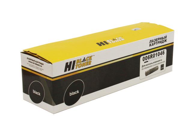Тонер-картридж Hi-Black (HB-006R01046) для Xerox DC 535/545/555 CC232/238/245/255, 30K