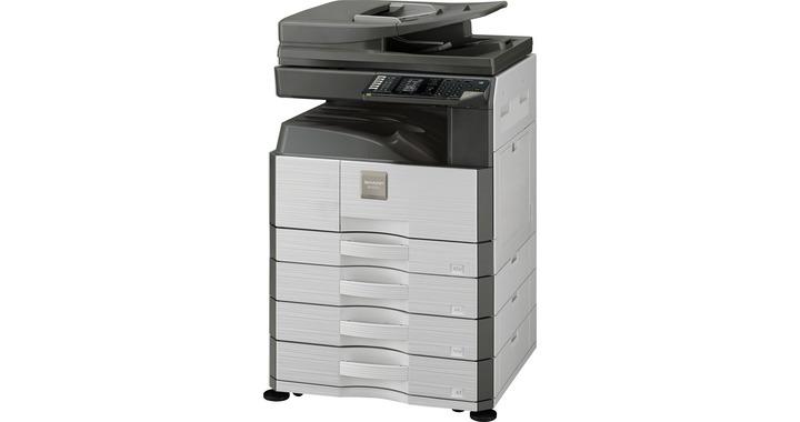 МФУ Sharp NovaL AR6020NR ч/б,А3, 20 стр/мин, дуплекс, сеть, принтер, копир, цв. сканер, 1x250л