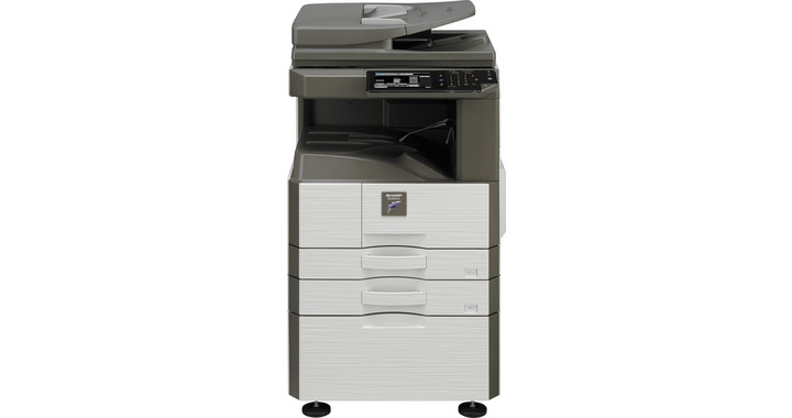 МФУ Sharp NovaE MXM266N ч/б,А3, 26 стр/мин, автоподатчик, дупл, сеть, принтер,копир, скане